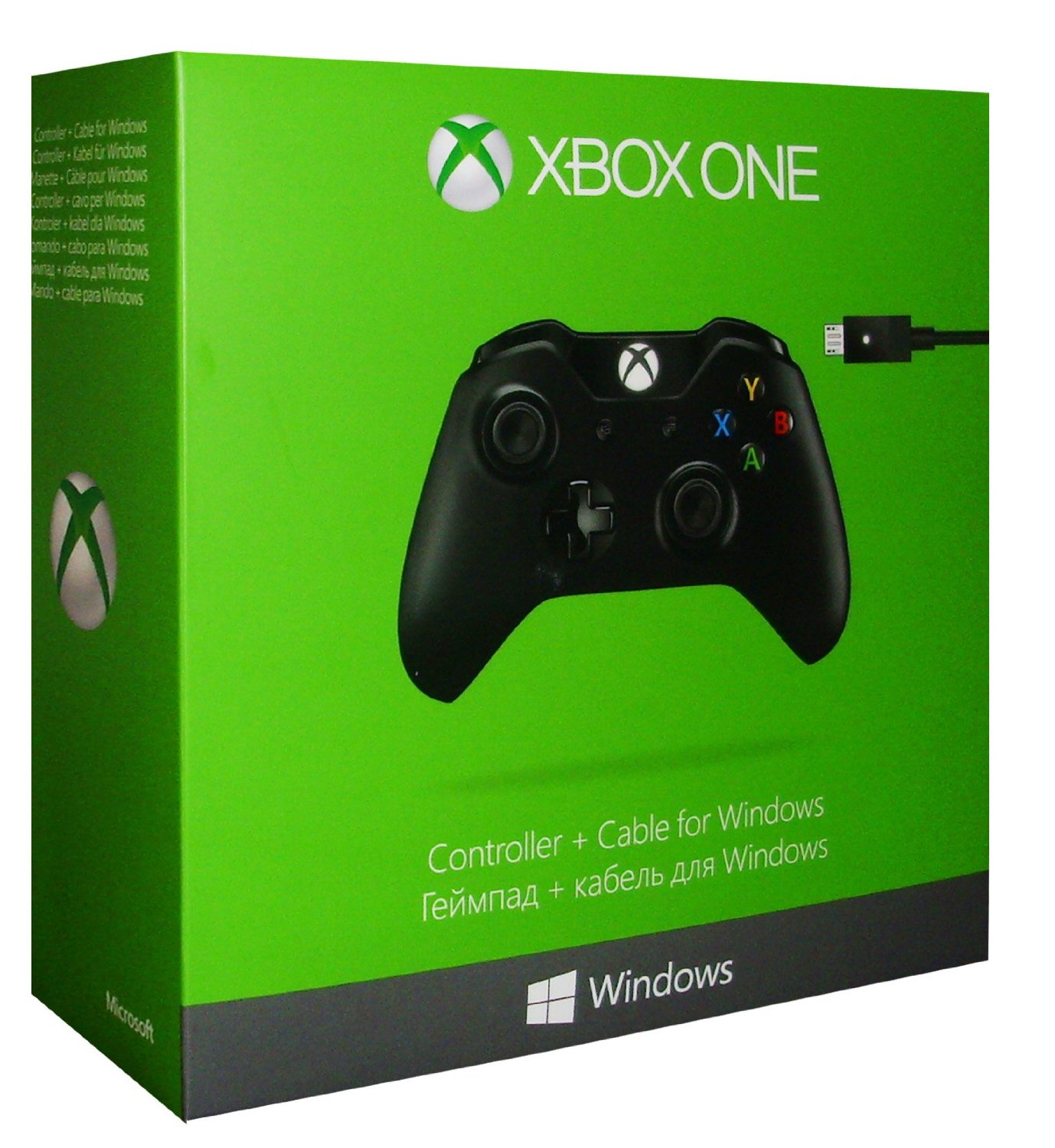 la manette xbox one disponible aussi sur pc page 1 gamalive. Black Bedroom Furniture Sets. Home Design Ideas