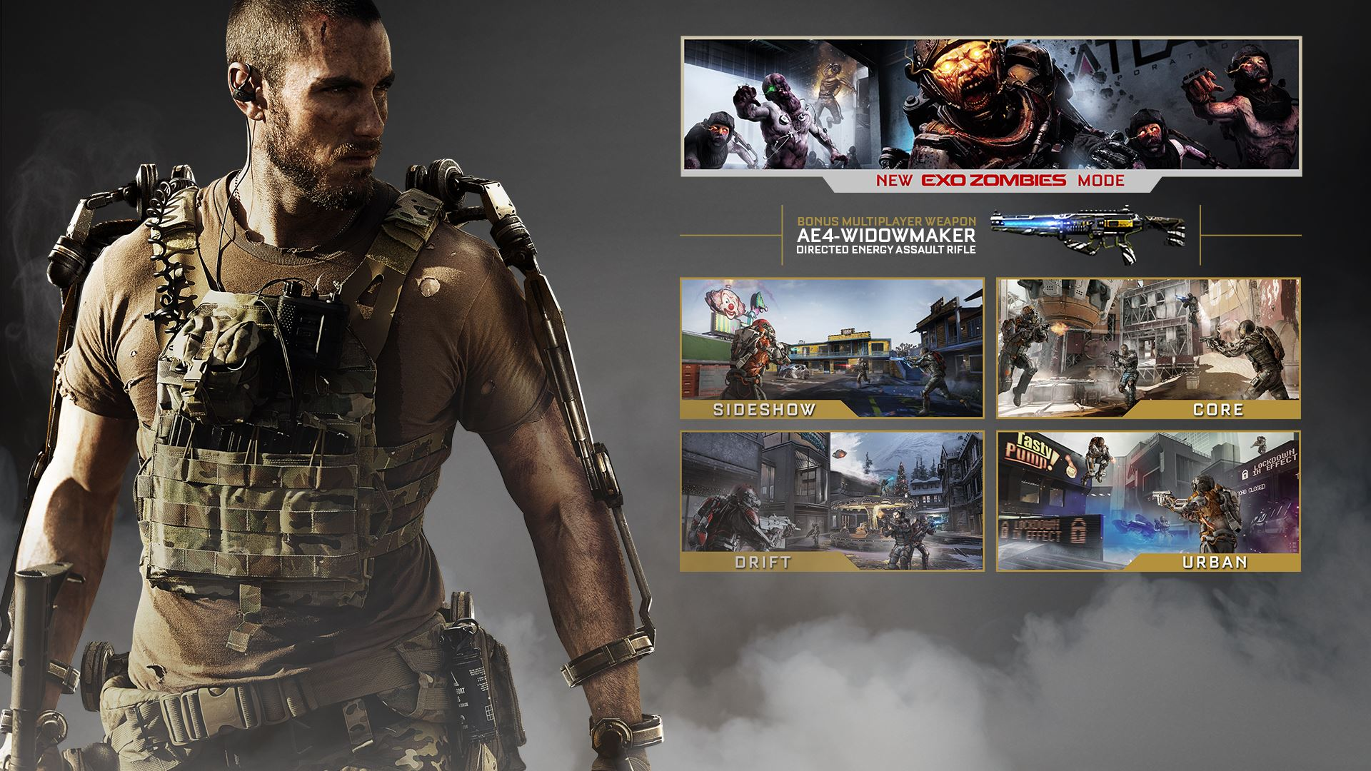 Test de Call of Duty Advanced Warfare : Havoc (Xbox One, Xbox 360, PC