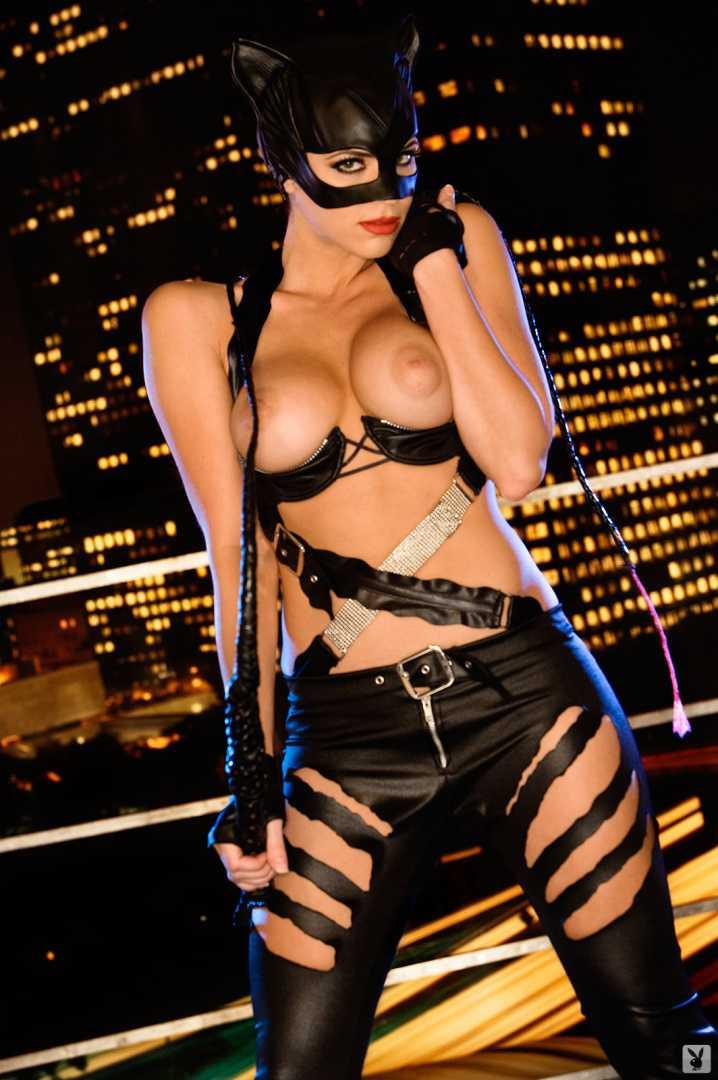 Женщина Кошка Фото Порно Косплей