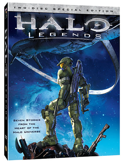 Halo Legends 2010 DvDrip