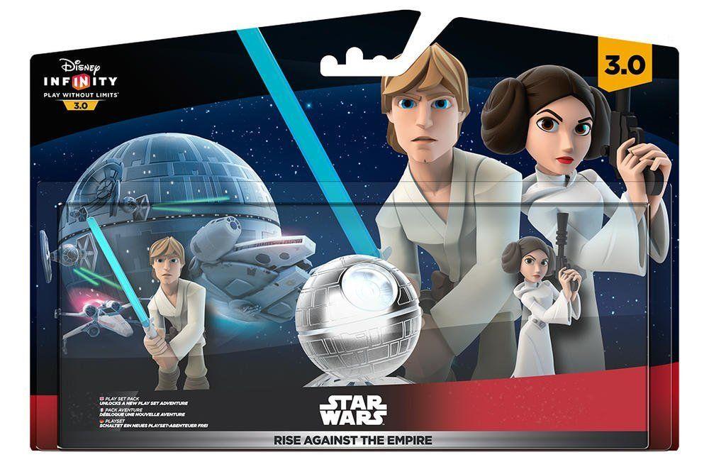 Disney Infinity 3.0 : Star Wars se convertit au jeu vidéo avec figurines