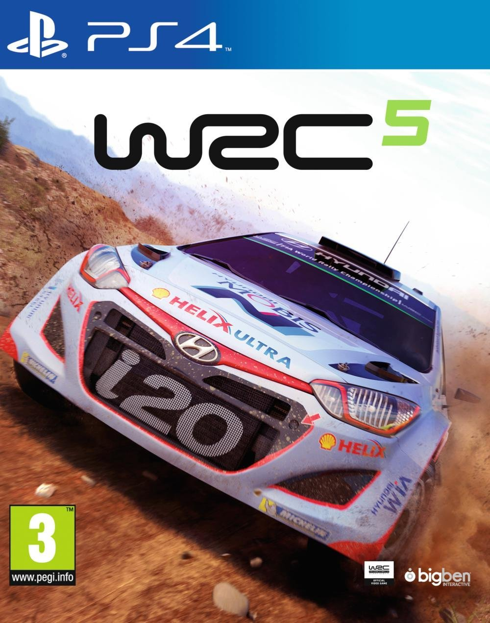 test de wrc 5 pc ps4 xbox one ps3 xbox 360 page 1 gamalive. Black Bedroom Furniture Sets. Home Design Ideas