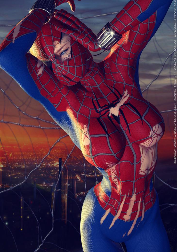 Spiderman XXX : la parodie porno en video gratuitement