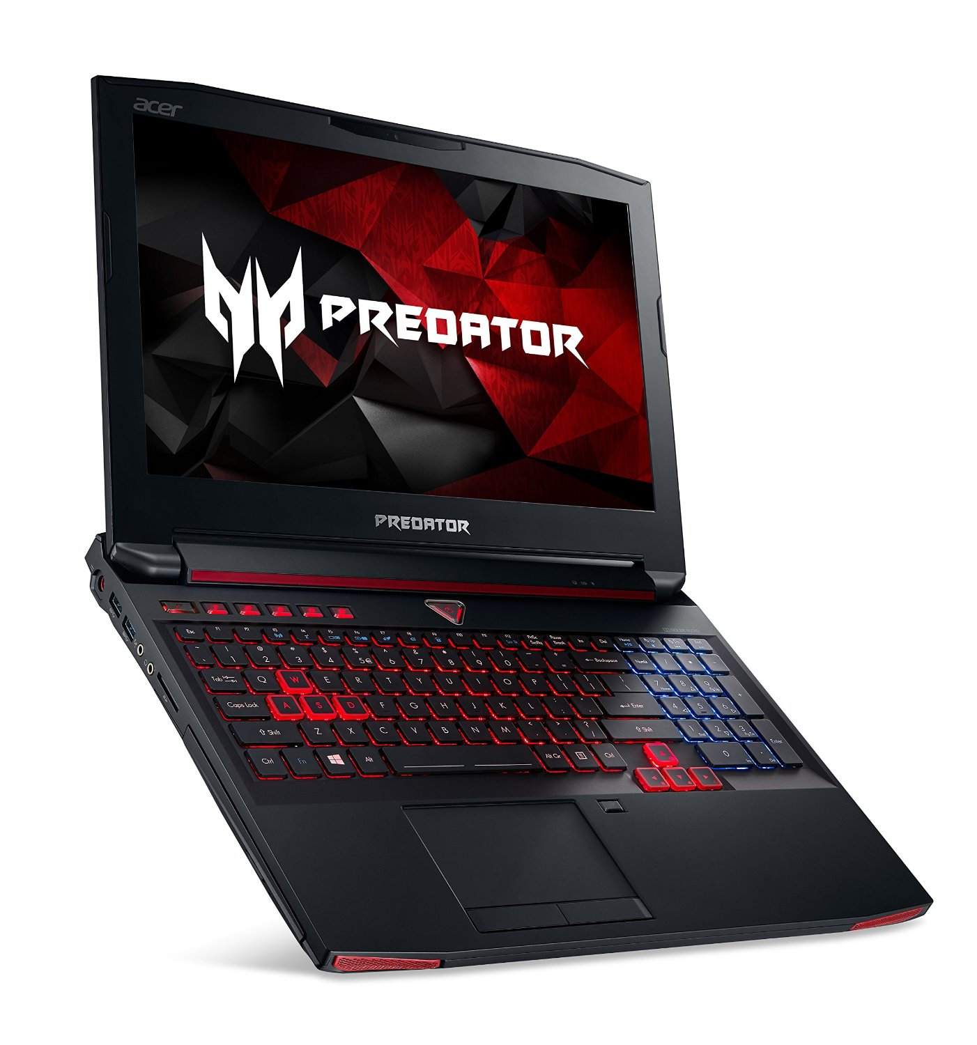 test du pc portable gamer acer predator 15 page 1 gamalive. Black Bedroom Furniture Sets. Home Design Ideas
