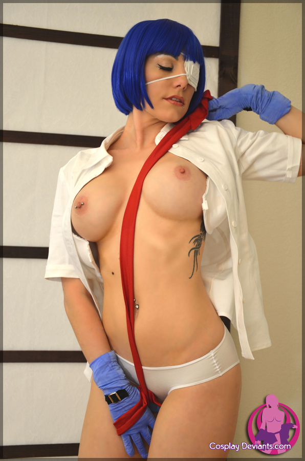 Cosplay nudes