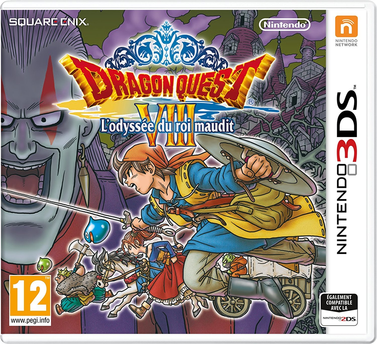 Test Dragon Quest Viii L Odyssee Du Roi Maudit Nintendo 3ds