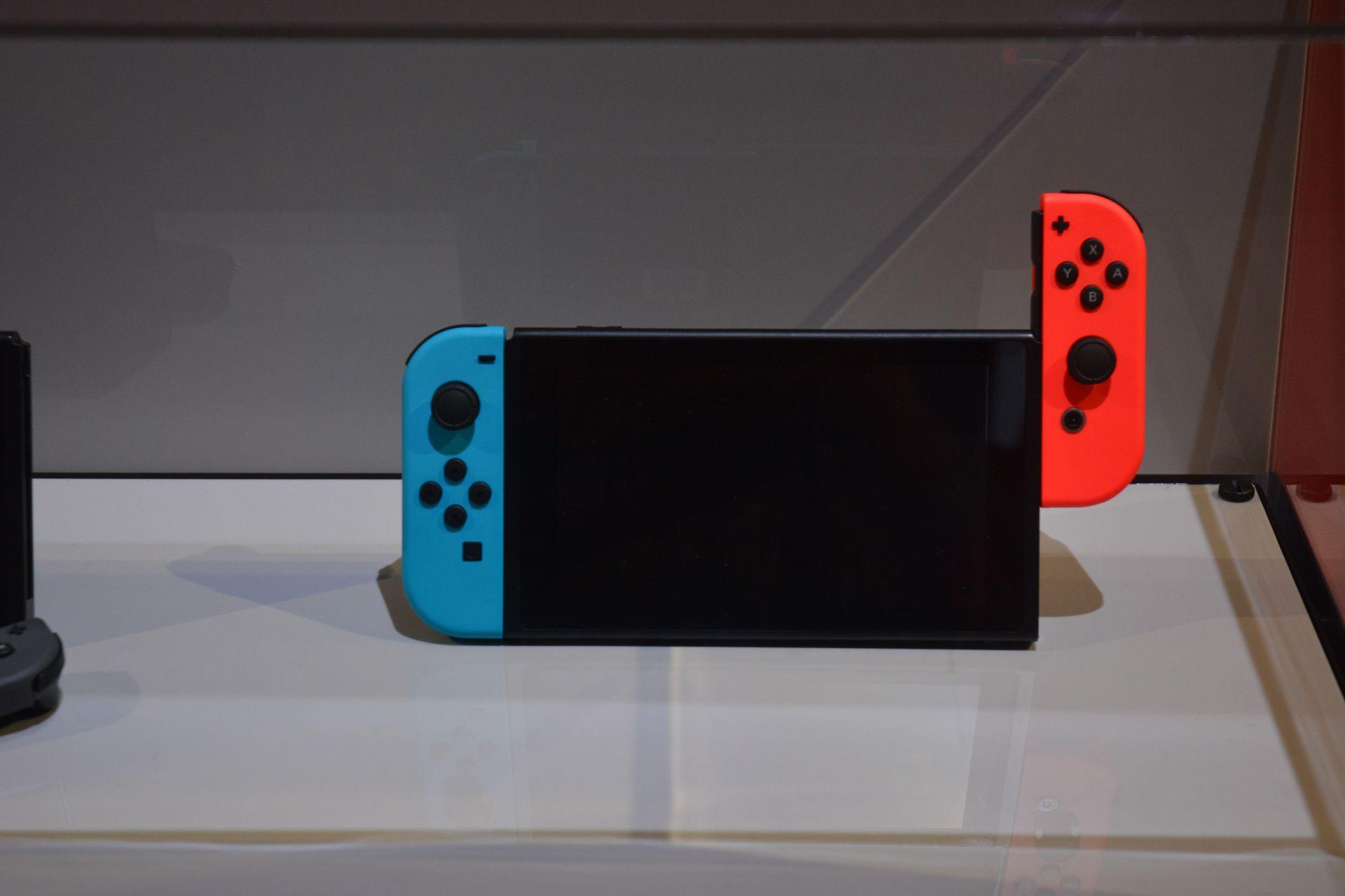 L'application mobile sera incontournable pour le jeu en ligne — Switch