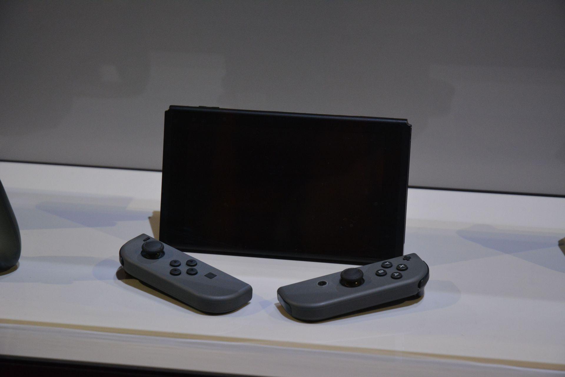 Switch, la nouvelle console Nintendo