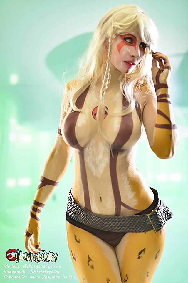 Le cosplay est trop sexy