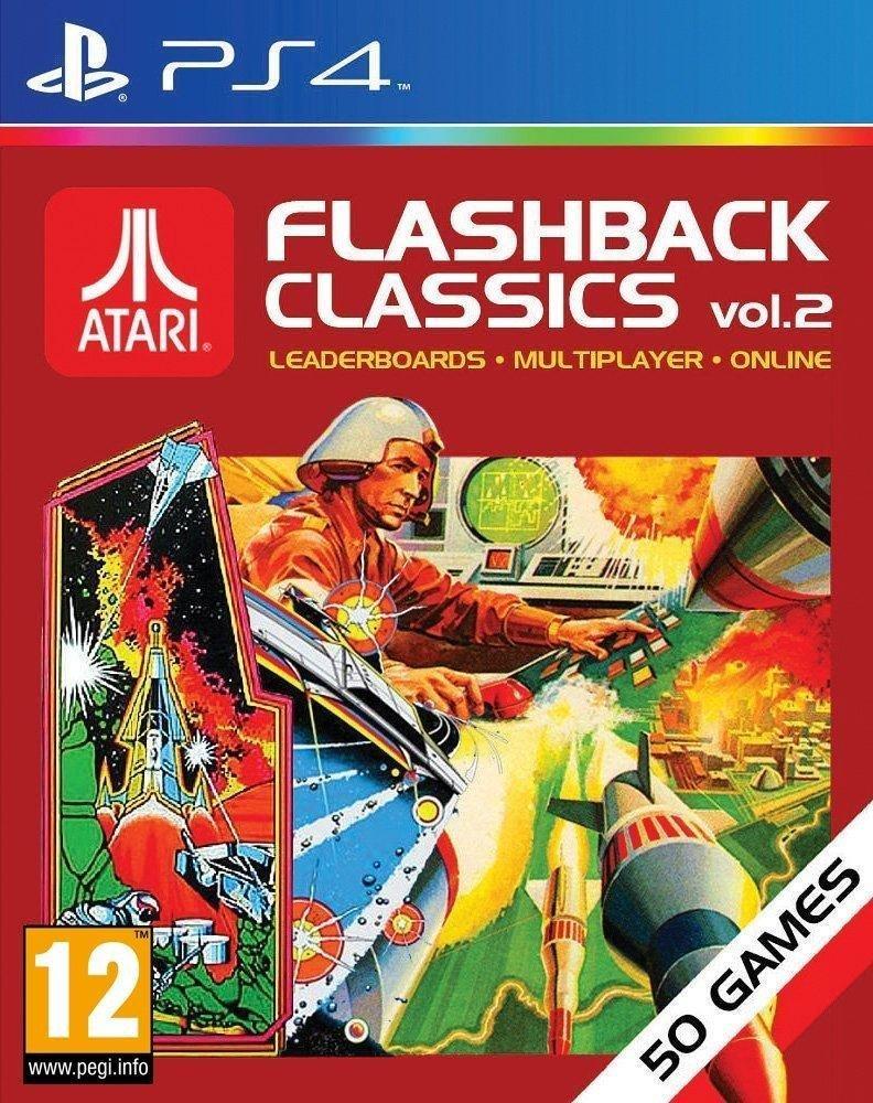 Atari Flashback Classics vol 1 et vol  2  (PS4, Xbox One