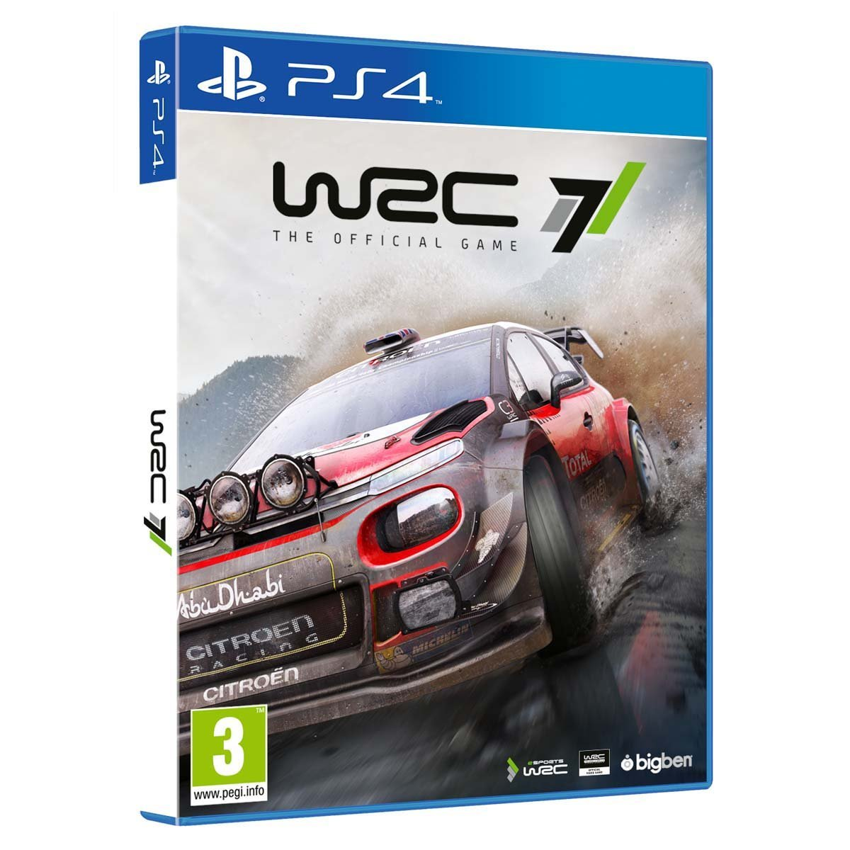 test de wrc 7 ps4 xbox one pc page 1 gamalive. Black Bedroom Furniture Sets. Home Design Ideas