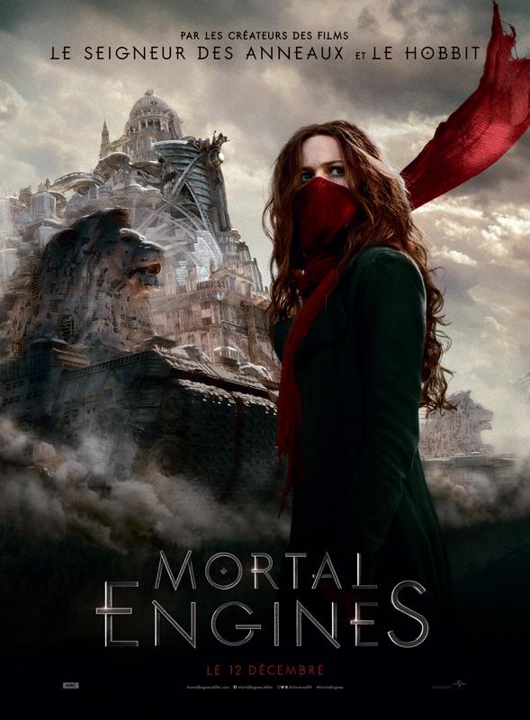 Mortal Engines Kinox