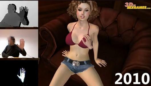 (Int -18 ans) Le premier jeu de sexe sur Kinect ? - page 1