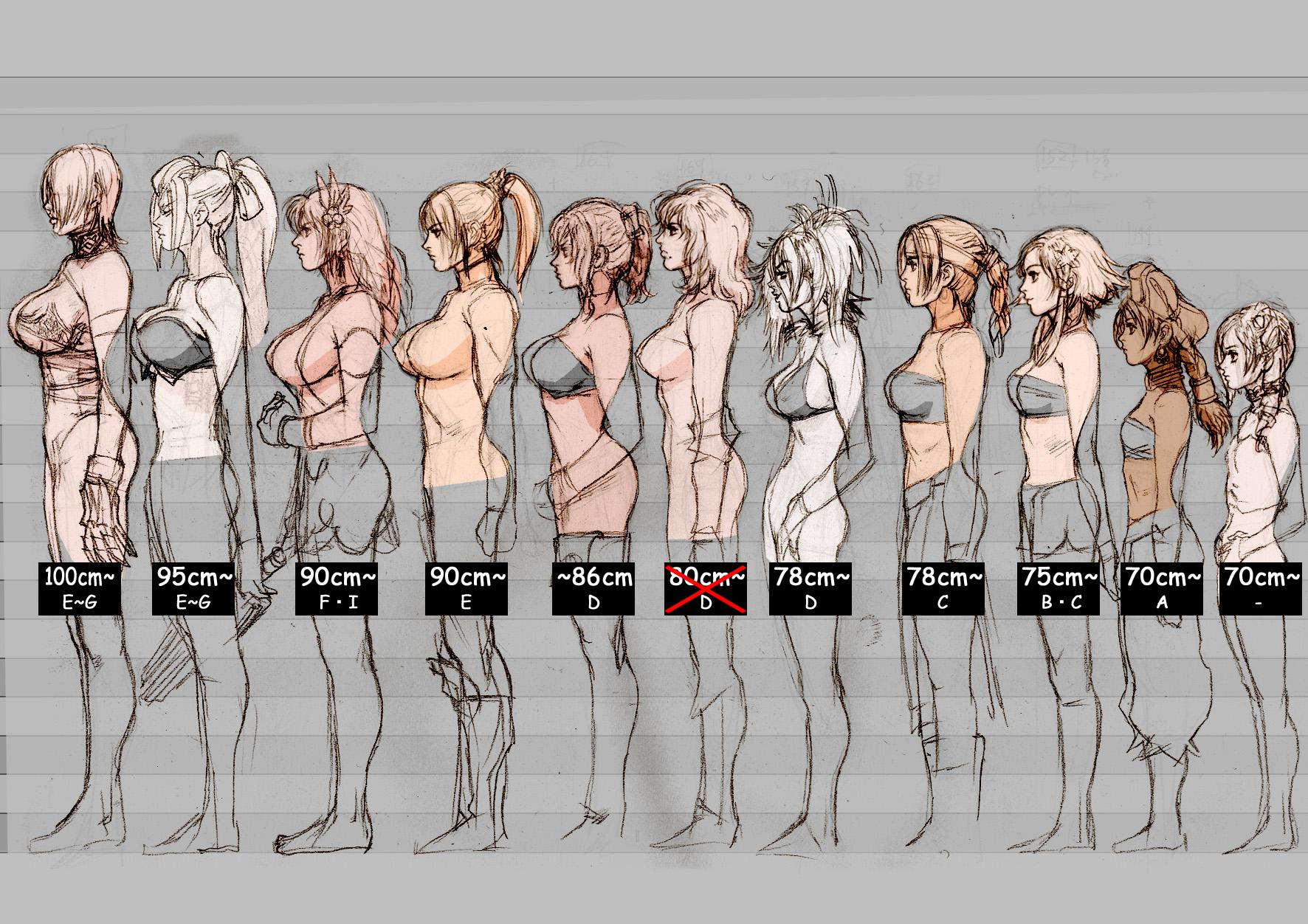 34 на размер груди: