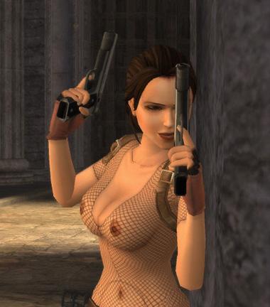 lara croft nude uncensored