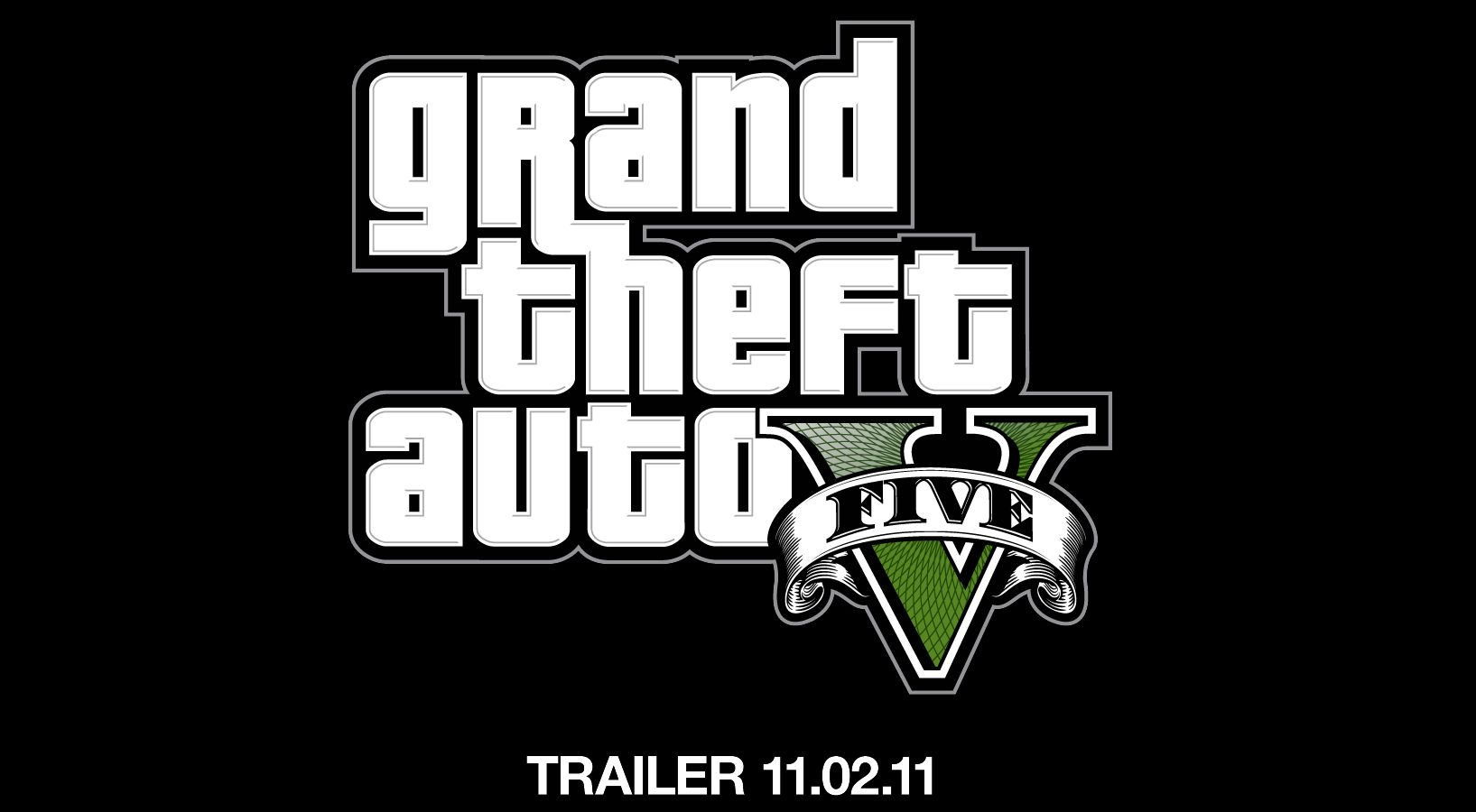 """Logo GTA V """"semaine sp�ciale"""""""