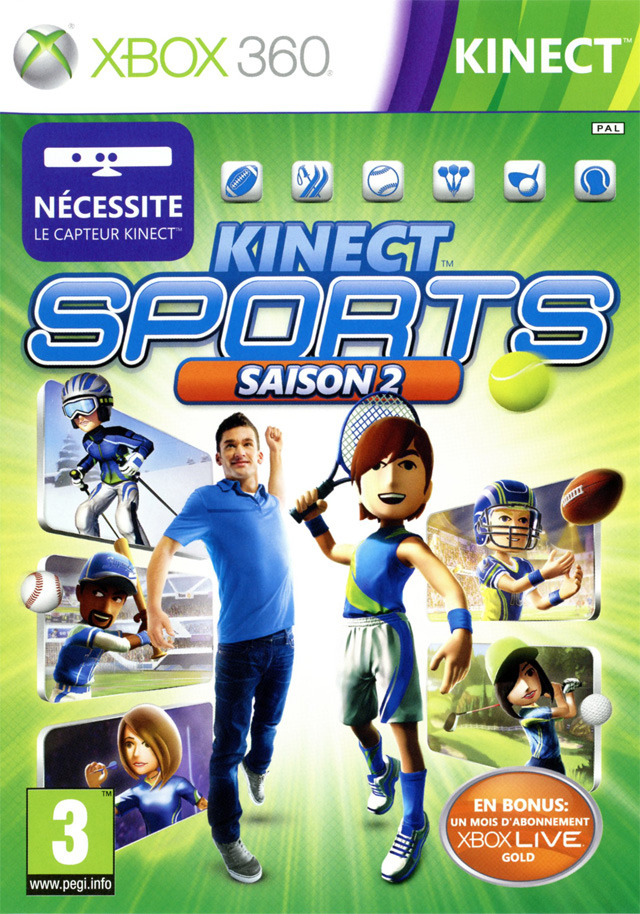 Test Kinect Sports 2 (Xbox 360 Kinect) - page 1- GamAlive