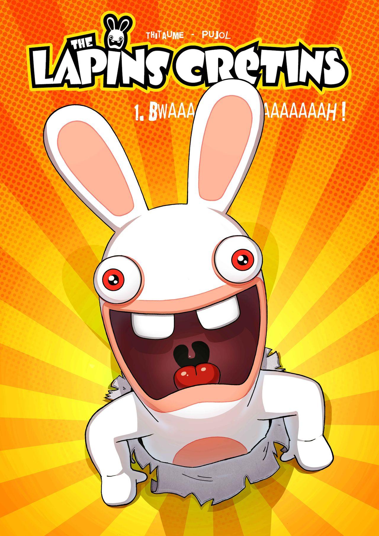 Critique de la bd lapins cretins page 1 gamalive - Lapin cretin image ...