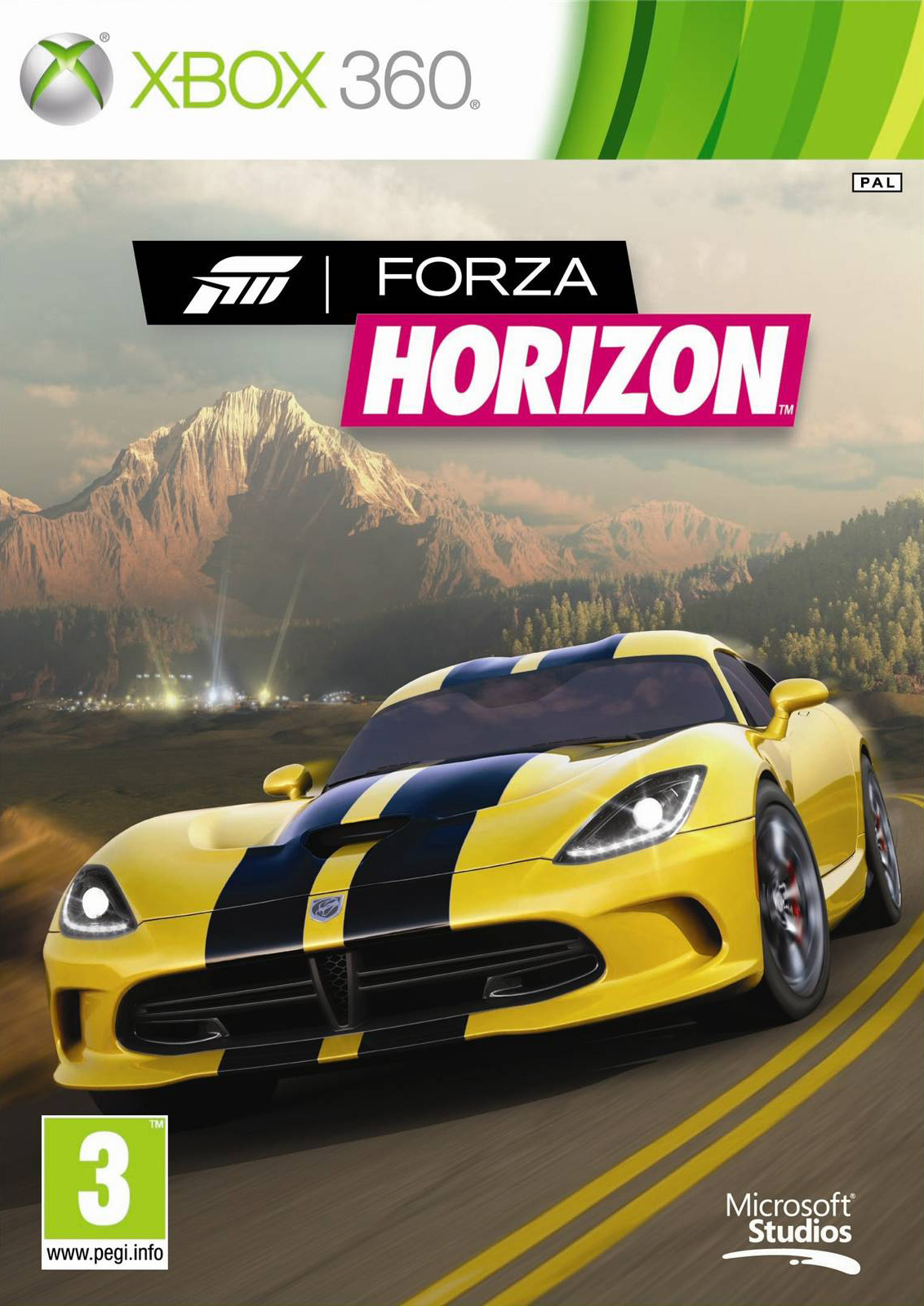 test de forza horizon xbox 360 page 1 gamalive. Black Bedroom Furniture Sets. Home Design Ideas
