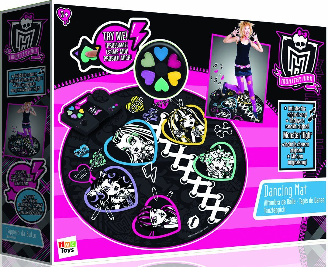 Tapis monster high for Stickers monster high pour chambre