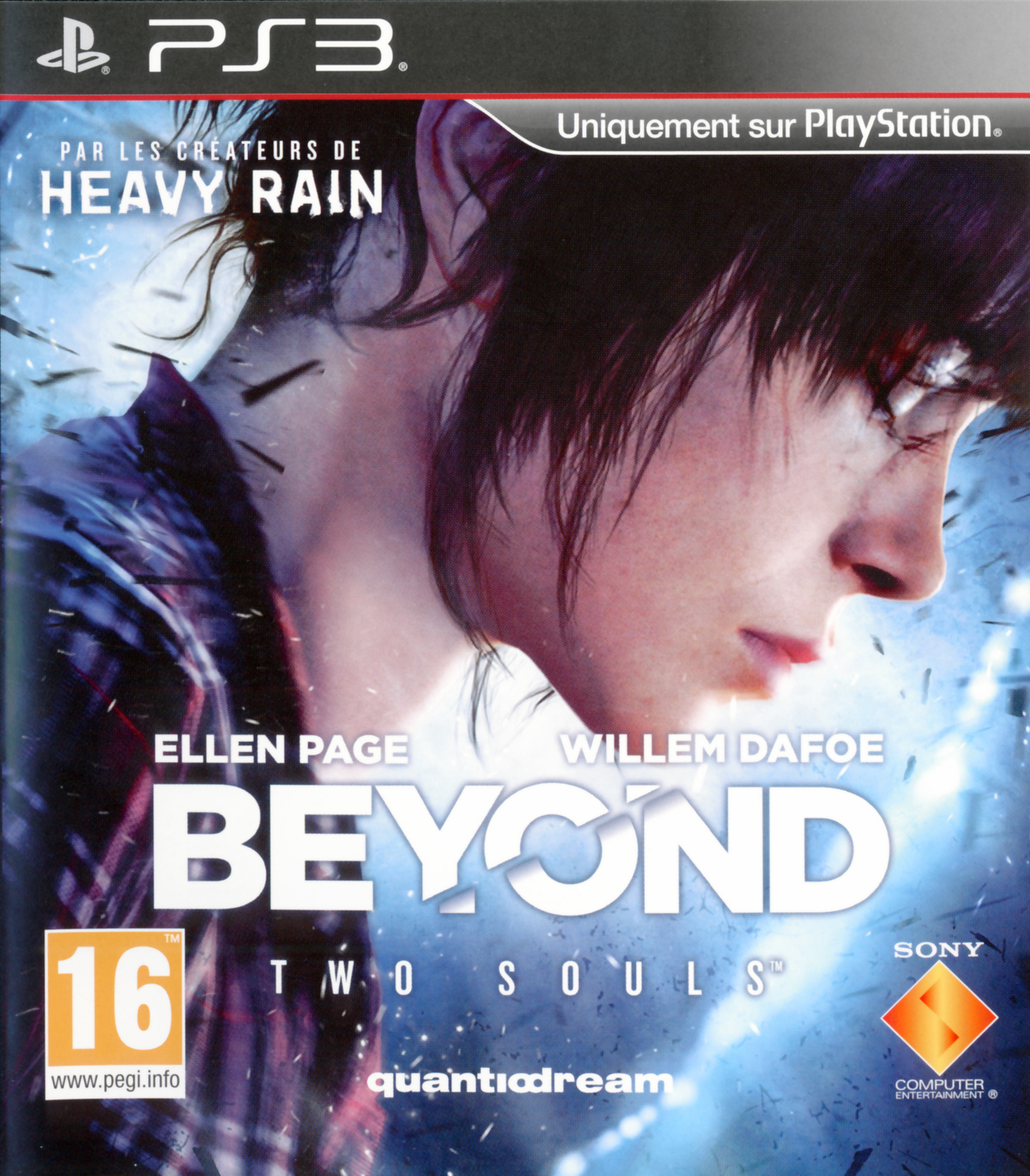 image Beyond two souls jodie shower pics