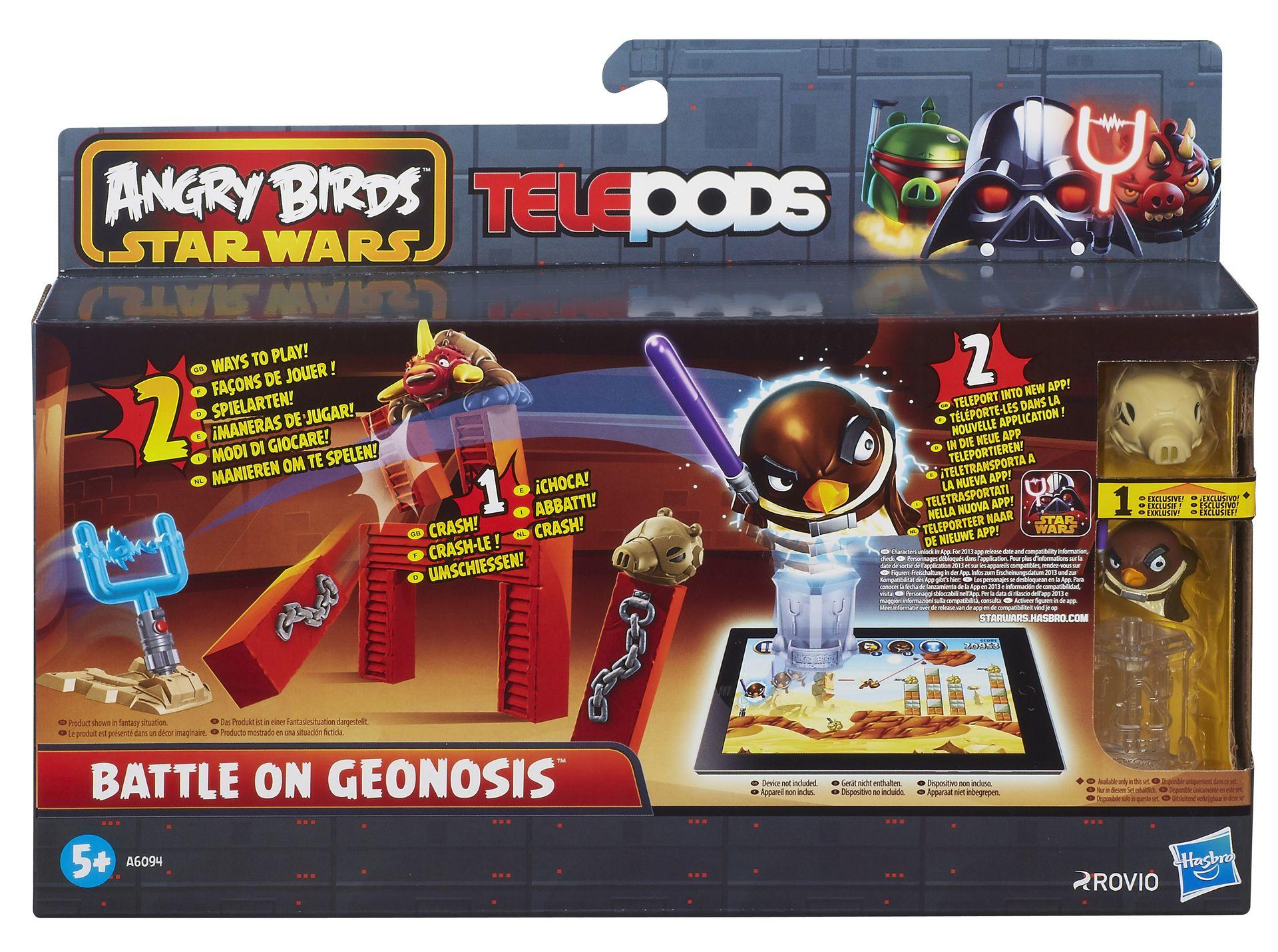 Concours hasbro gagnez des jouets et recevez les avant - Angry birds noel ...