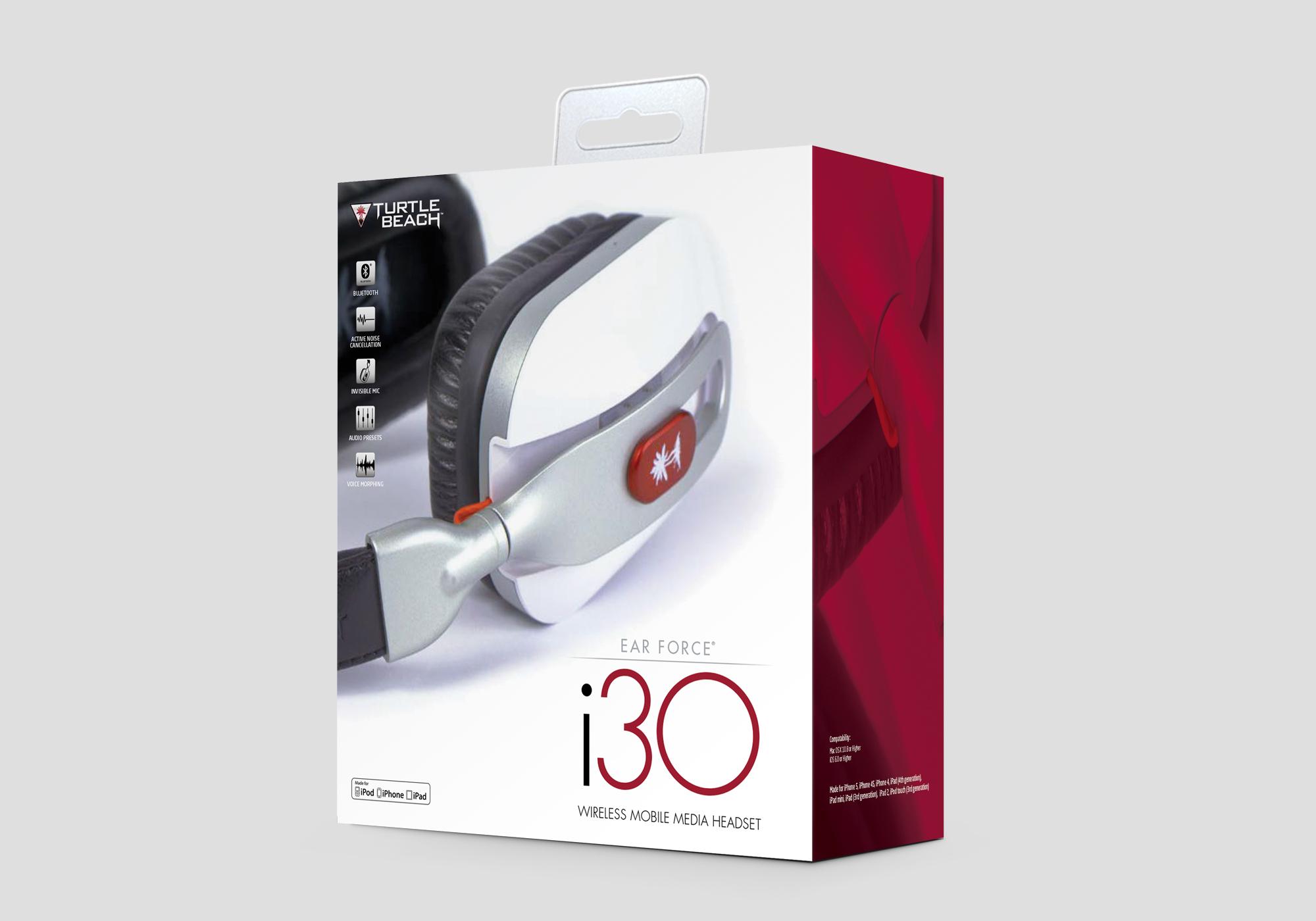 test du turtle beach ear force i30 iphone ipad ipod page 1 gamalive. Black Bedroom Furniture Sets. Home Design Ideas