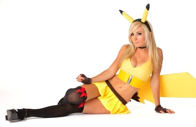 sexy naked pikachu girls