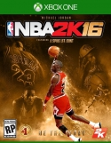 NBA 2K16 (PS4, PS3, Xbox One, Xbox 360, PC)