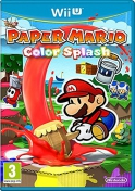 Paper Mario : Color Splash (Nintendo Wii U)