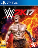 WWE 2K17 (PS4, Xbox One, PS3, Xbox 360)