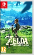 The Legend of Zelda : Breath of the Wild (Wii U, Switch)