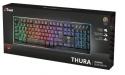Trust GXT 860 Thura, un clavier semi-mécanique très abordable !