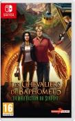 Les Chevaliers de Baphomet 5 : La Malédiction du serpent (Nintendo Switch)