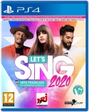 Let's Sing 2020 Hits Français et Internationaux  (PS4, Nintendo Switch)
