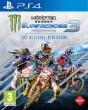 Monster Energy Supercross – The Official Videogame 3 (PC, PS4, Xbox One)