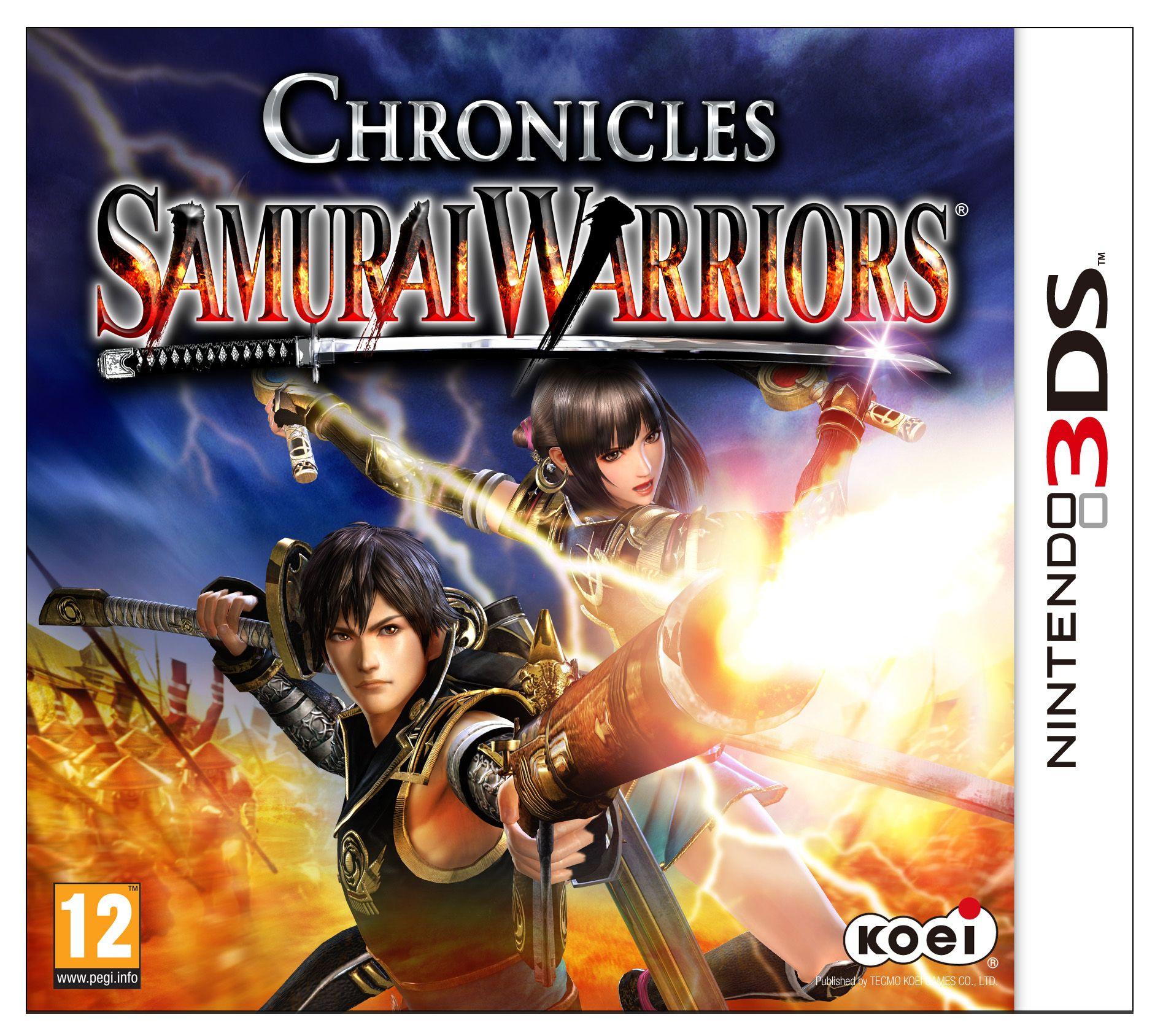 ~Seek's Reviews~ 10715-samurai-warriors-chronicles