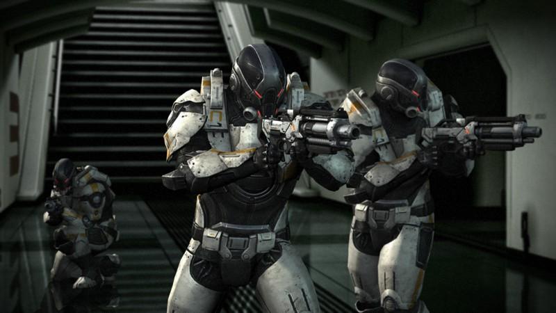 Images du jeu Mass Effect 3 (PC, Xbox 360, PS3) :