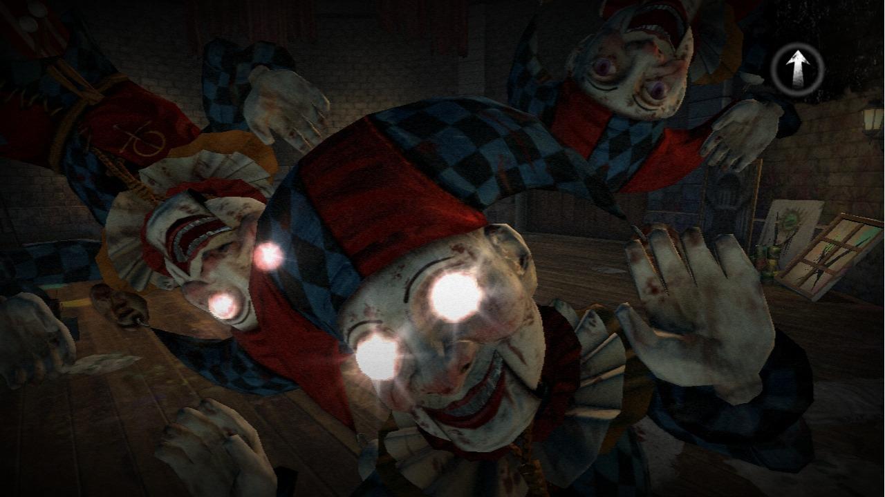 Rise of nightmares un jeu d 39 horreur sur kinect page 1 gamalive - Jeux d oreure ...