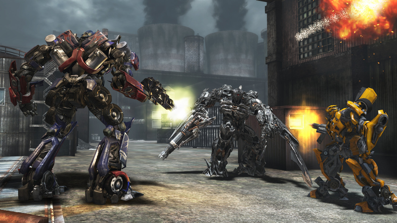 Transformers 3 Pc Xbox 360 Ps3 Wii Page 1 Gamalive