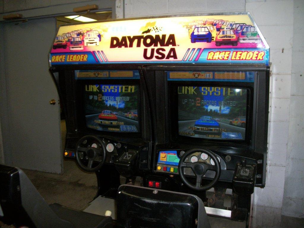 borne arcade daytona usa occasion