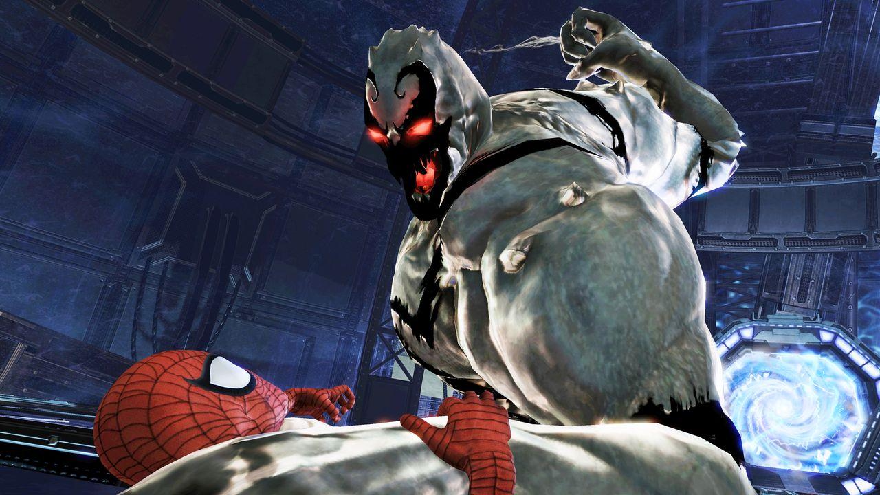 Les personnages de spiderman