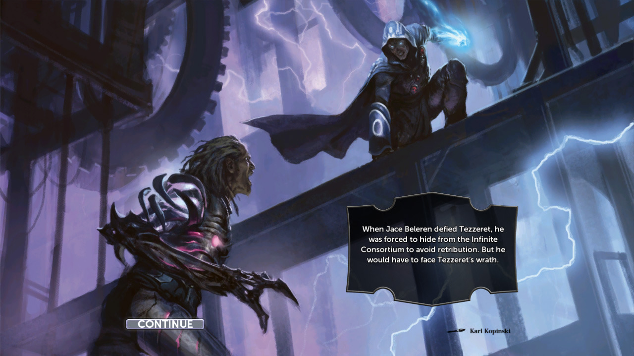 Test de Magic: The Gathering - Duels of the Planeswalkers 2012 (PC