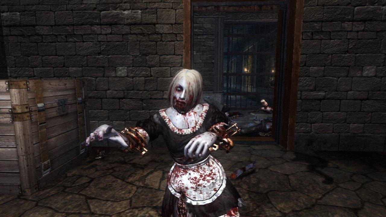 Au Train Mi >> Test de Rise of Nightmares (Xbox 360) - page 1- GamAlive