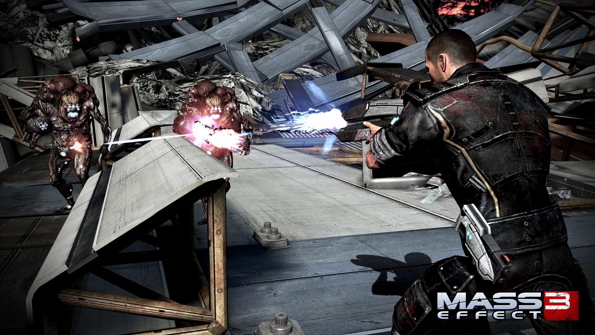 Игра Mass Effect 3 (PC, Русские субтитры) .