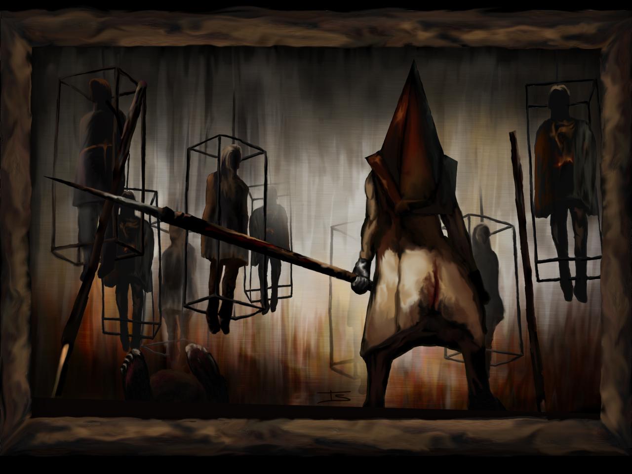 Images du jeu Silent Hill HD Collection (PS3/XBox 360) :