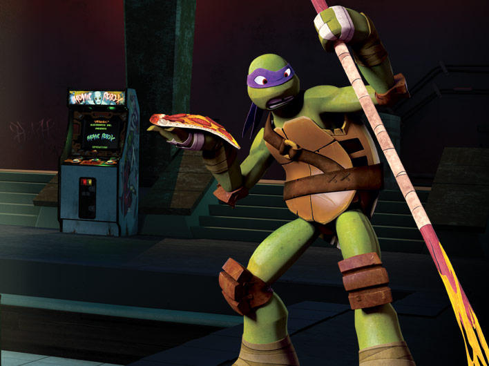 Tout sur la nouvelle s rie des tortues ninja page 1 - Mechant tortue ninja ...