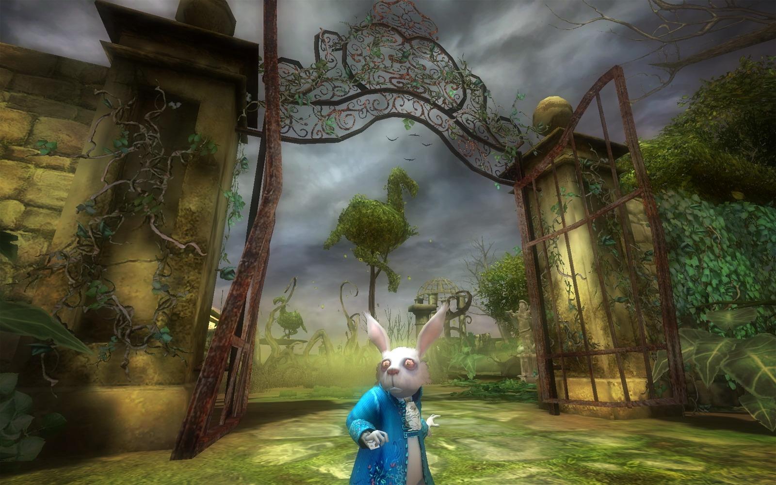 Alice au Pays des Merveilles aussi sur consoles