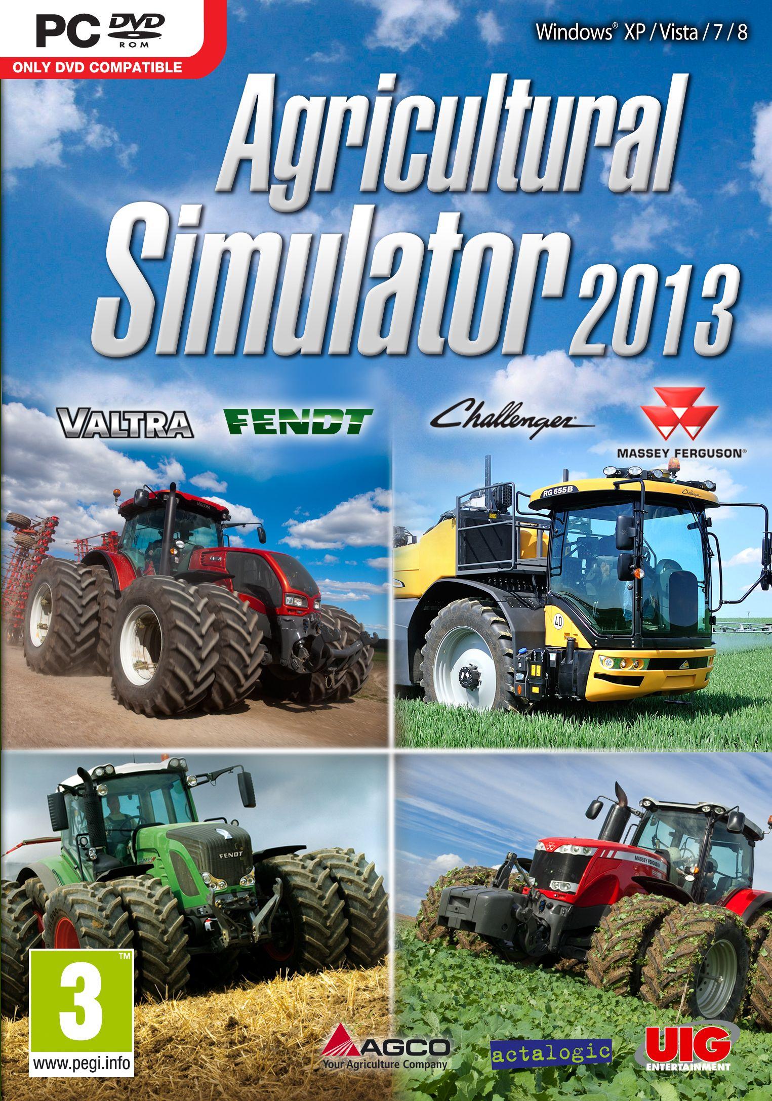 Agricultural Simulator 2013 (PC)