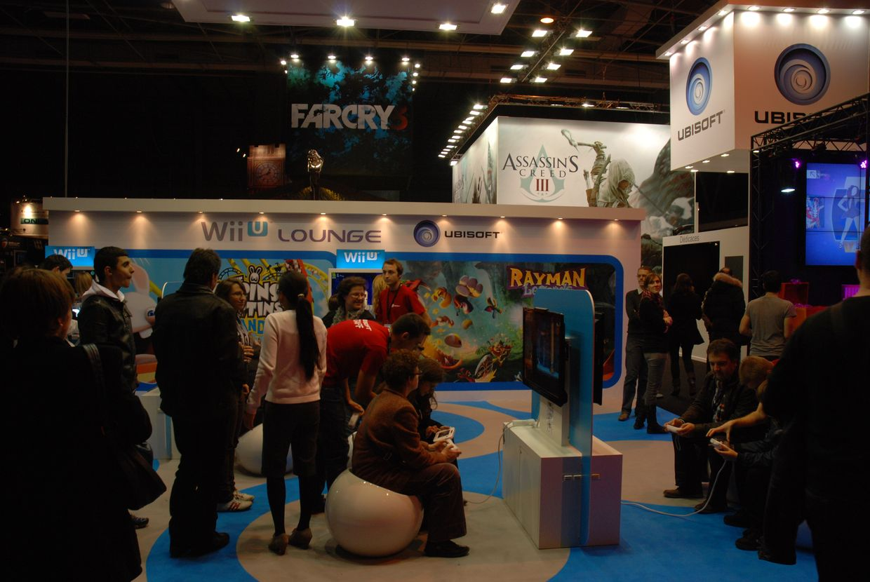 Paris games week les photos du salon page 1 gamalive for Salon jeu video paris